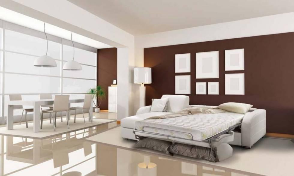 Canap lit convertible confortable 2 places meubles et for Meuble italien com