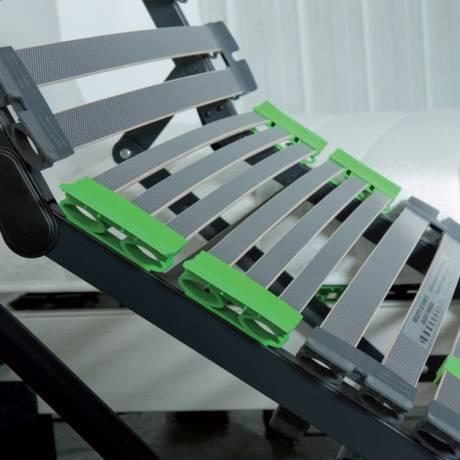 lit lectrique de relaxation sedac meral de 2x80x200 et. Black Bedroom Furniture Sets. Home Design Ideas